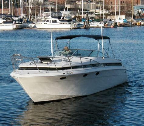 wellcraft boats seattle port bow