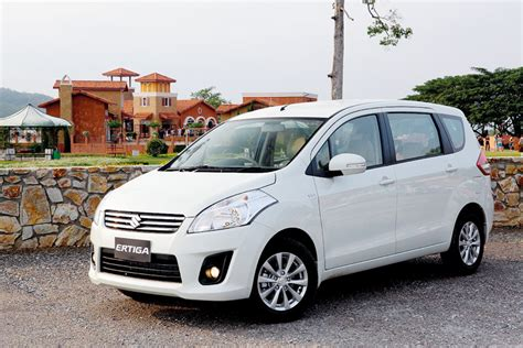 Suzuki Th After Indonesia Suzuki Ertiga Goes To Thailand