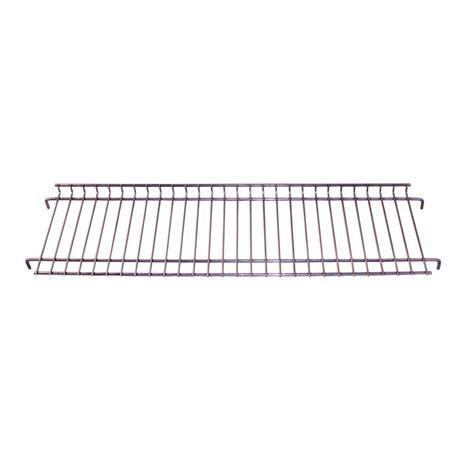 Stainless Steel Warming Shelf by Nexgrill 26 In X 7 In Stainless Steel Warming Rack