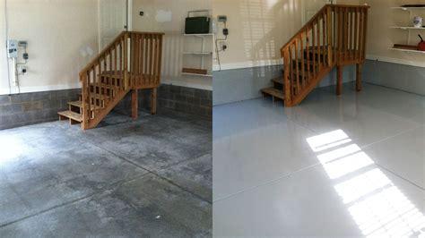 Nice Garage Epoxy Flooring #1: Garage-Floor-Epoxy-before-after.jpg
