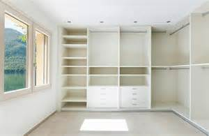 white walk in closet with window view designing idea