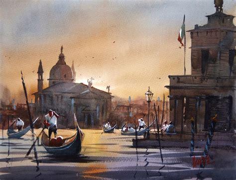 ferry boat venezia de 9 bedste billeder fra watercolour venice p 229 pinterest