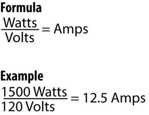 Watts Amps Volts electrical outlet wiring 19 on electrical outlet wiring