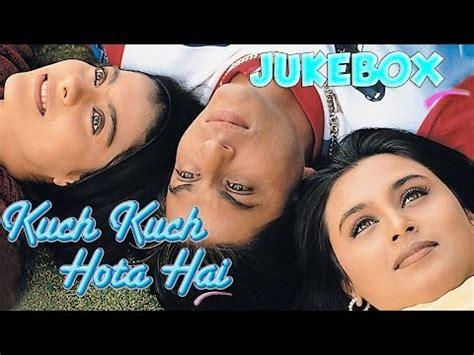 best of rani mukherjee jukebox hq kuch kuch hota hai jukebox shahrukh khan