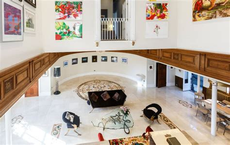Just So Interiors Harrogate by Converted Chapel For Sale In Harrogate Has High Ceilings