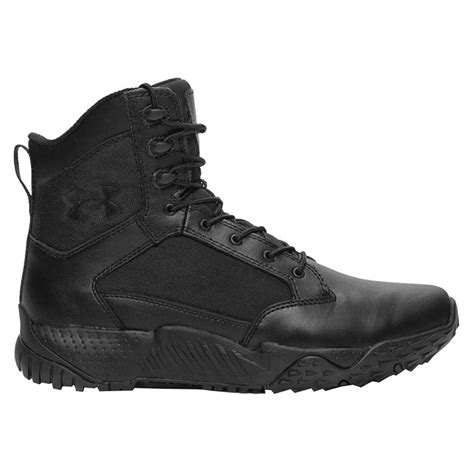 armour air boots armour tactical stellar airsoft boots black black