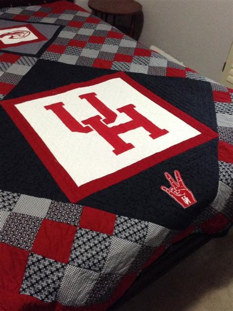College Quilt by Go Team 7 College Quilts And Blocks