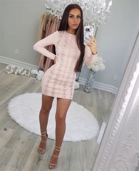 Dress Of The Day B With G Baby Doll Dress 2 by Lyndsey Fox Carli Bybel X Missguided Collection