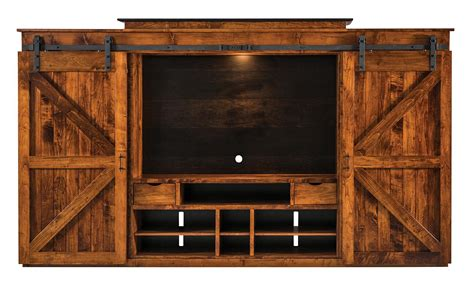Entertainment Unit With Doors by Sliding Door Entertainment Center