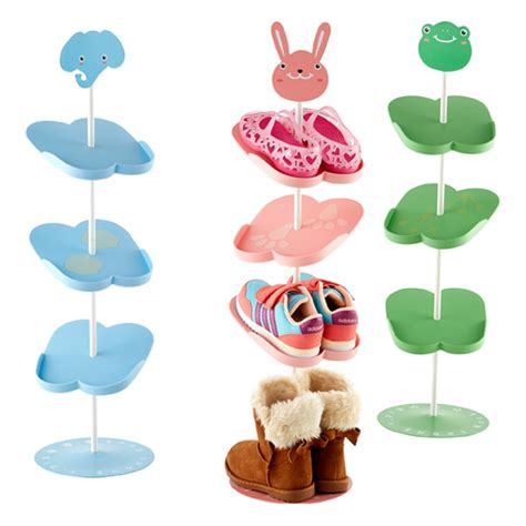 kids shoe racks living in a shoebox 14 great ways to store your shoes