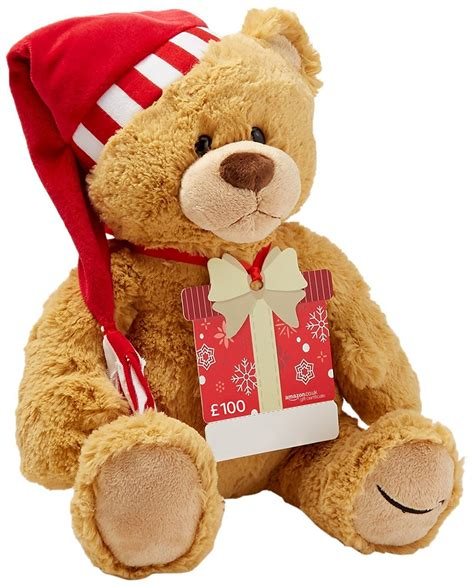 Amazon Gift Card Deals November 2017 - free teddy bear with every amazon 163 100 gift card top up free one day delivery