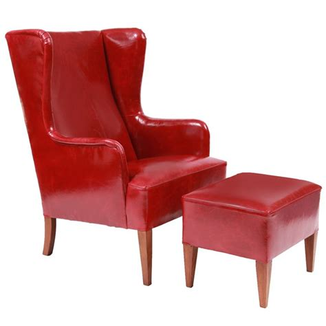 What A Chair - pin by the e company on 1st dibs leather wingback