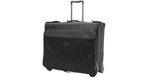Wardrobe Luggage Bag by Andiamo Luggage Avanti Collection Wheeled Wardrobe Bag