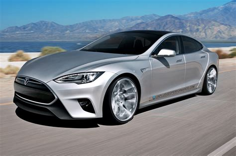 tesla model s concept tesla model s gets the tuner treatment motor trend wot