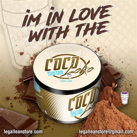 coco loko cocaine on training wheels snortable chocolate raises