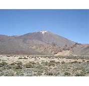 Pictures Of Teide National Park Tenerife