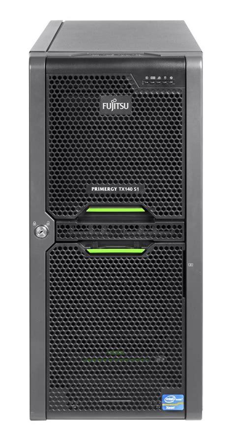 Server Fujitsu Primergy Tx140 S1 fujitsu primergy tx140 s1 sme tower server business systems international bsi