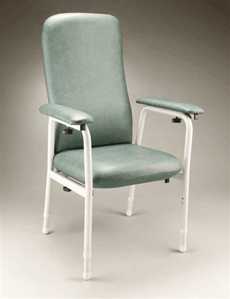 sapphire highback pressure relieving patient chair alphacare