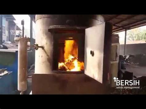 Incinerator Tanpa tpst jatinangor tungku incinerator tanpa bbm by bersih