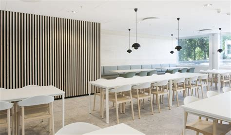 office canteen design lysakerbuen office public areas canteen by zinc lysaker