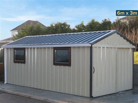 Steel Sheds Buildings by Juli 2016 Shed Plans