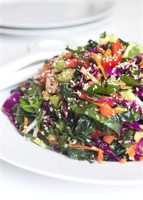 Detox Salad With Lemon Dressing by Detox Salad With Lemon Dressing Prepgreen