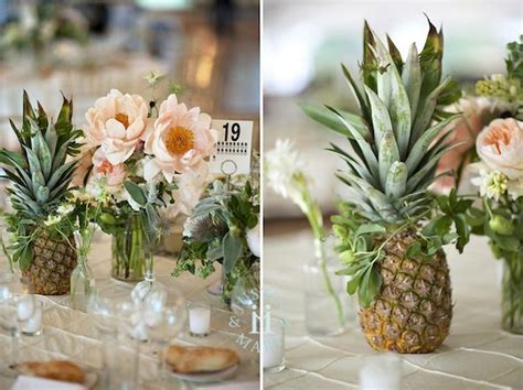 hawaiian centerpieces on tropical centerpieces tropical wedding centerpieces and