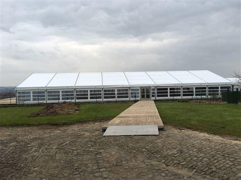 tent building opbouw ronde vlaanderen 2016 tent building services