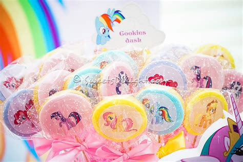 pony party sweets delight