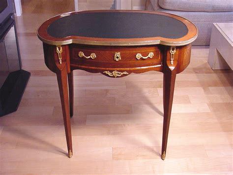 Vintage Kidney Shaped Desk Antique Kidney Shaped Desk