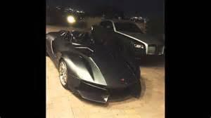 chris brown new car chris brown rezvani beast selfie new sports car rezvani