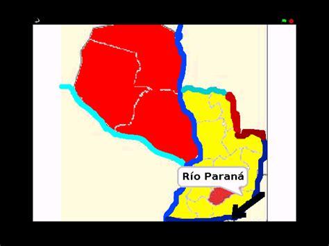 imagenes de limites naturales prof gladys velazquez l 237 mites naturales del paraguay