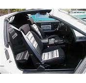 Rhode Island 85 Z28 White/Black 305 Auto T Top  Third Generation F