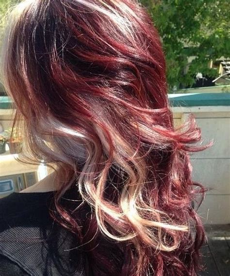 hairstyles red hair blonde highlights 15 best long wavy hairstyles popular haircuts