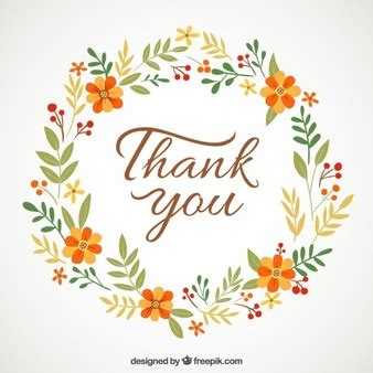 thank you letter after graphic design thank you vectors photos and psd files free