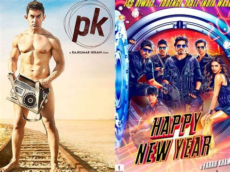 new year box office pk vs happy new year box office comparison reports