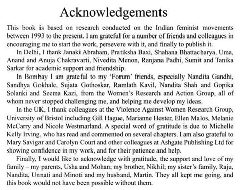 thesis acknowledgement funding letter of acknowledgement individual acknowledgement