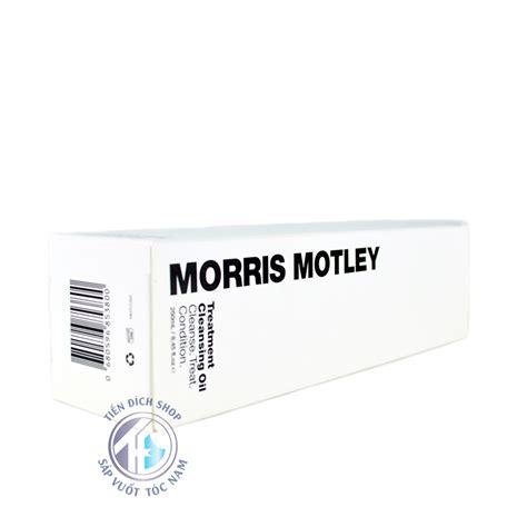 Pomade Morris Motley dầu gội morris motley treatment cleansing