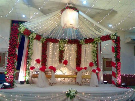 decoration for best wedding stage decoration idea for indian weddings