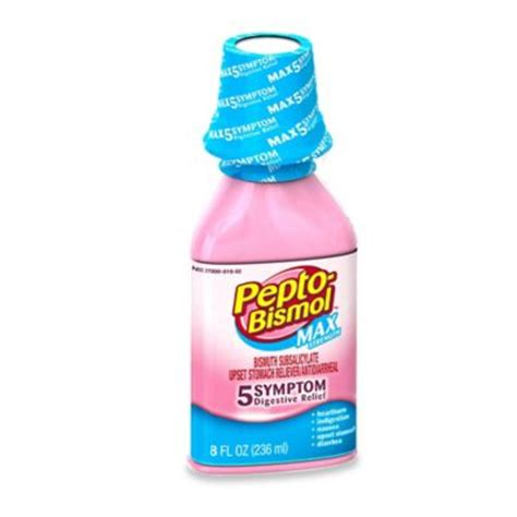 Pepto Stool by Buy Pepto Bismol Original 8 Oz Liquid From Bed Bath Beyond