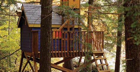 lovely diy treehouses   kids dream  true