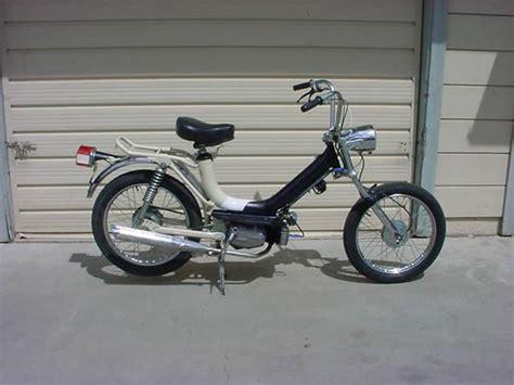 1976 testi amico moped photos moped army