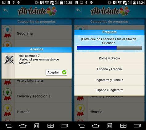 preguntas al azar app los cinco mejores juegos multijugador para android