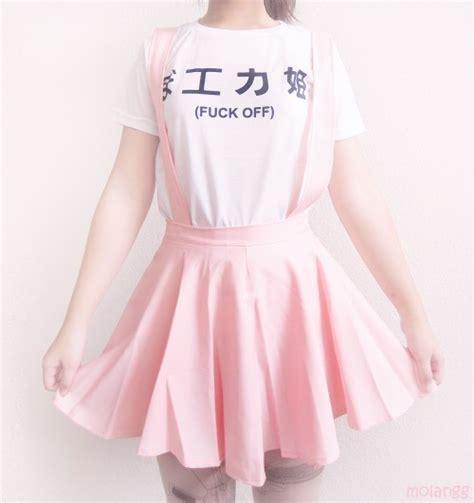 Blouse Cross 3w Pink Bfz1 kawaii t shirt