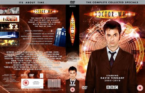 dr who specials doctor who 2009 specials dvd by mrpacinohead on deviantart