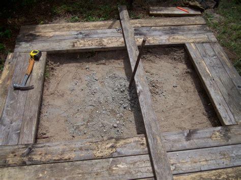horseshoe pit how to build a horseshoe pit