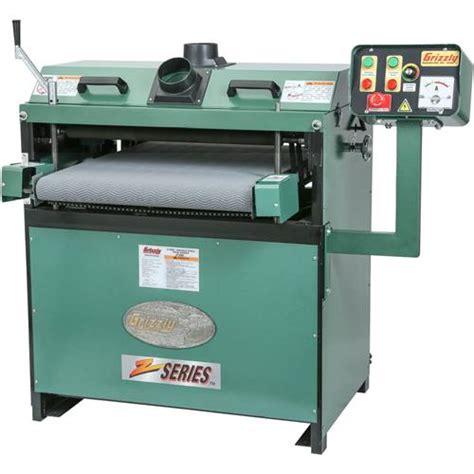 g1066z 24 quot drum sander w variable speed grizzly