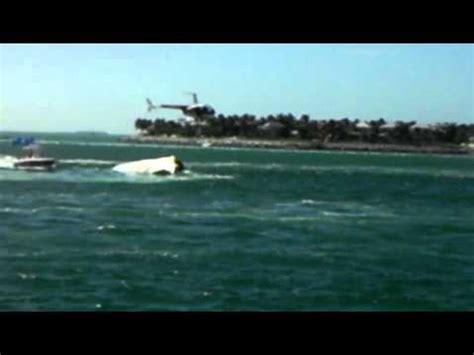key west boat wreck key west big thunder boat wreck 2011 youtube
