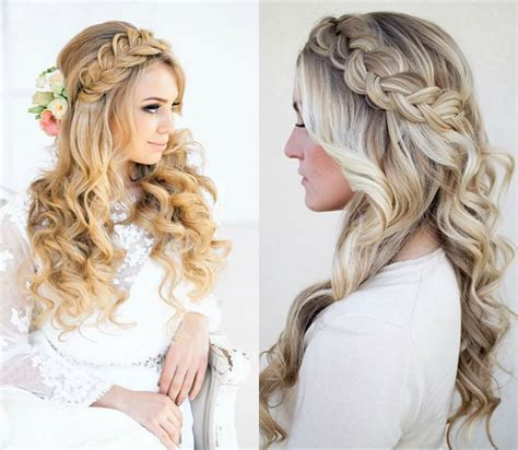 Wedding Hairstyles For Bridesmaids Half Up Half by 86 Half Up Half Bridesmaid Hairstyles Stylish Ideas