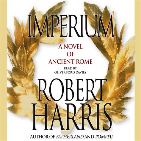 imperium books imperium abridged audiobook by robert harris